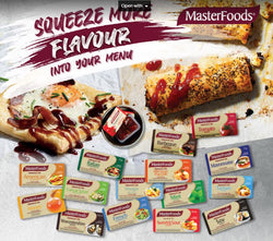 Master Foods | Individual Portions