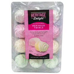 Heritage Coloured Meringue | The French Kitchen Castle Hill