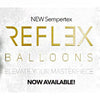 Reflex Balloon Arrangements
