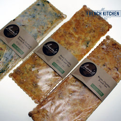 Ivan's Gourmet Savoury Tarts | Quiche Gourmet | The French Kitchen Castle Hill