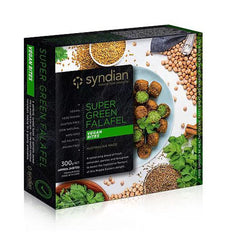 Syndian Super Green Falafel