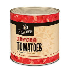 Canned Tomatoes | 2.5 kilo | The french Kitchen Castle Hill