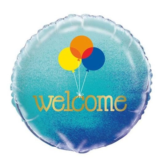 Welcome | Foil Balloon