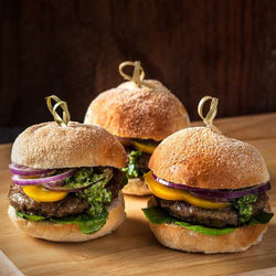 Beef Burger Patties 120g