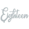 Acrylic Cake Toppers | Eighteen