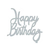 Acrylic Cake Toppers | Happy Birthday