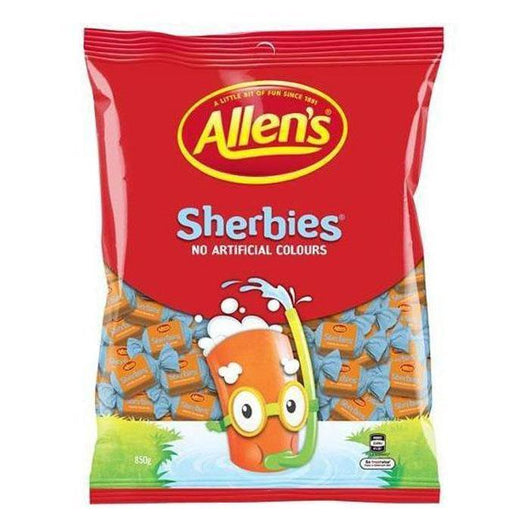 Allens Sherbies | Buy Confectionery | The French Kitchen Castle Hill