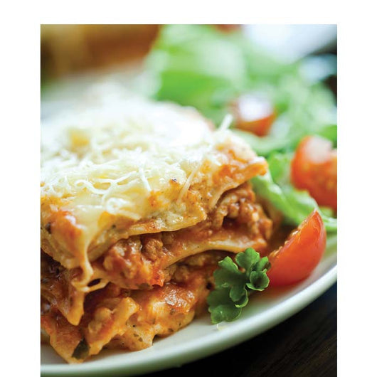 Beef Lasagne 2.8 kg | Allied Chef |The French Kitchen Castle Hill