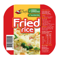 Traditional Fried Rice 200g | Gluten Free Allied Chef | The French Kitchen Castle Hill