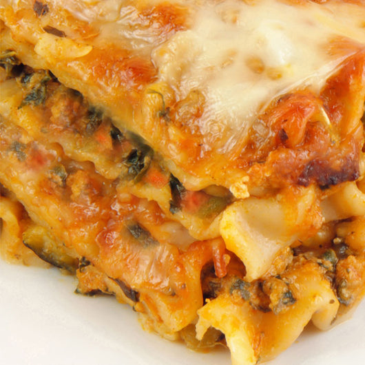 Vegetable Lasagne 2.2kg | Allied Chef | The French kitchen Castle Hill