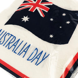 Australia Day Theme | Flag & Australia Day Napkins