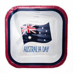 Australia Day Theme | Square Plates