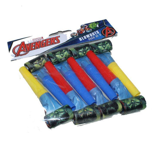 Avengers | Blowouts 8 Pack