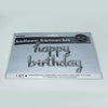 Balloon Banner Kit | Script | Happy Birthday