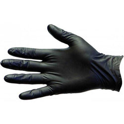 Disposable Gloves - Food Grade Black