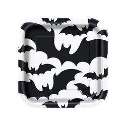 Halloween | Bats Paper Lunch Plate