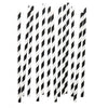 Classic Striped Straws | Paper Straws