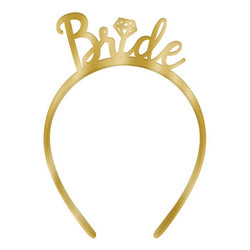 Bridal Shower | The Bride's Headband