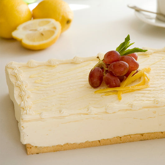 Lemon Cheesecake Half Slab