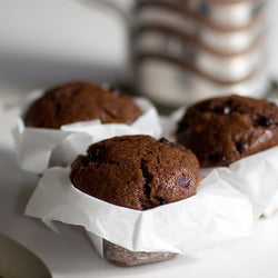 Chocolate Chip Mini Muffins | Ready to Go | 24pk | The French Kitchen Castle Hill