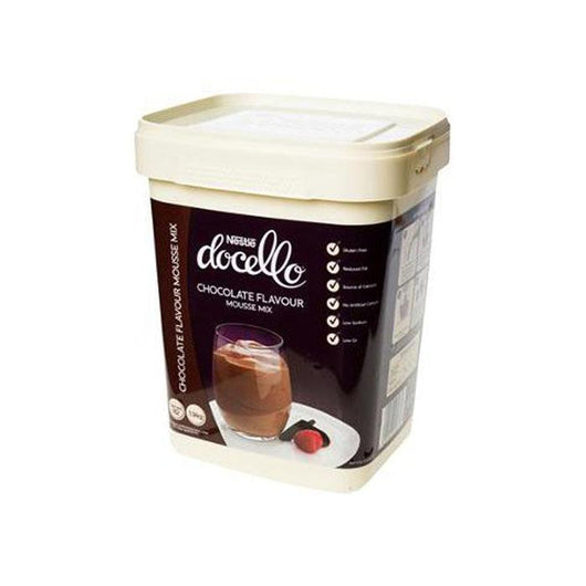 Docello | Chocolate Mousse Mix