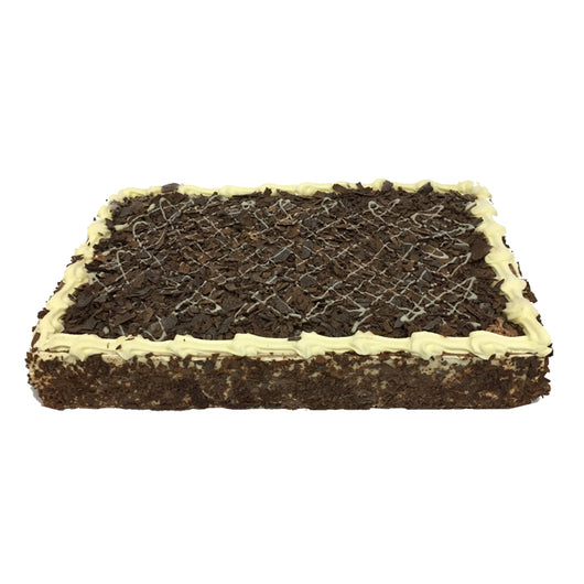 Chocolate Bavarian Half Slab