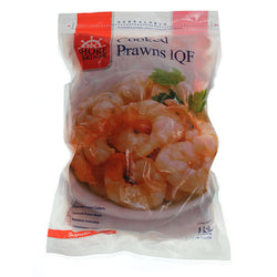 Cooked School Prawns