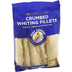 Crumbed Whiting Fillets