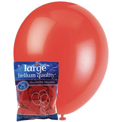 Decorator Red Balloons