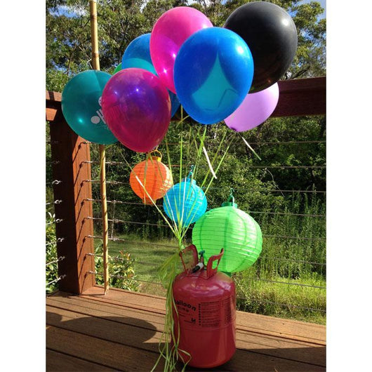 DIY Helium Kit (50 Balloons)