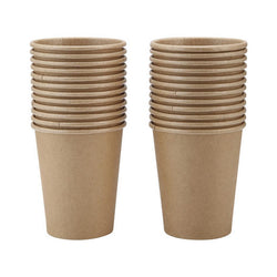 Paper Coffee Cups | Eco-Friendly & 100% Compostable