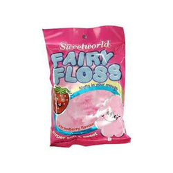 Sweet World  Fairy Floss. Need sweets, cakes, lollies, balloons and partyware think The French Kitchen Castle Hill