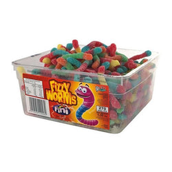 Fizzy Worms