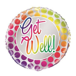 Get Well | Foil Balloon