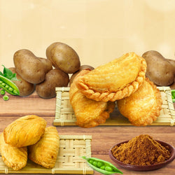 Mild Curry Puffs