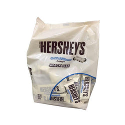 Hersheys Cookies & Cream individually wraped chocolate, USA's finest chocolate Hershey's. Available 7 days a week at The french Kitchen Castle Hill