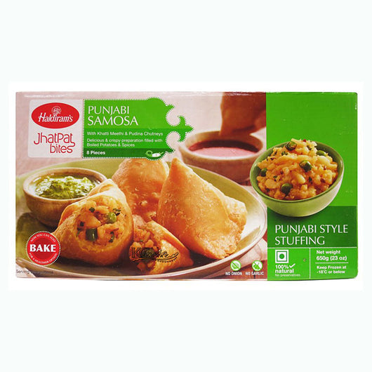 Samosa Punjabi Value Pack