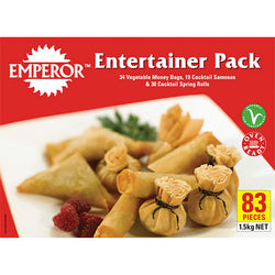 Emperor Entertainer Pack