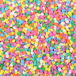 Edible Sprinkles | Pastel Mixed Colours