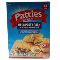 Patties Mega Party Pack