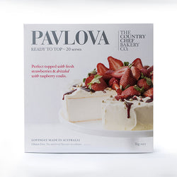 Pavlova Base | Easy Catering | Gluten Free | The French Kitchen Castle Hill