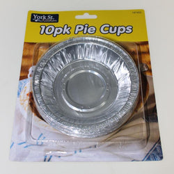 Pie Cups | 10 Pack