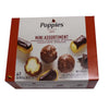 Poppies Mini Profiteroles & Eclairs 20 pack - Mini Assortment