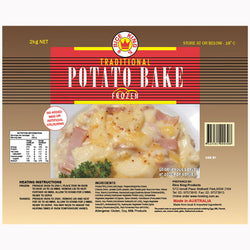 Potato Bake 2 kilo | Rice King | Gluten Free | The French Kitchen Castle Hill