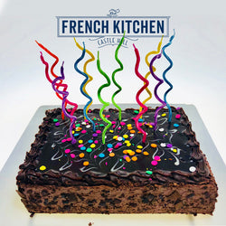 French Mud Cake