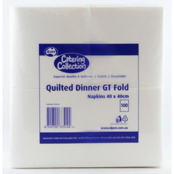 Quilted Dinner Napkin | Recyclable | The French kitchen Castle Hill