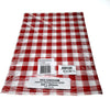 Printed Grease Proof Paper | Red Gingham