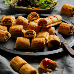 The French Kitchen Sausage Rolls
