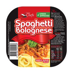 Spaghetti Bolognese 200g | Allied Chef | The French Kitchen Castle Hill
