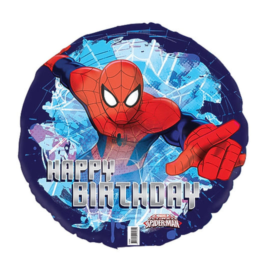 Spiderman | 45 cm Foil Balloon